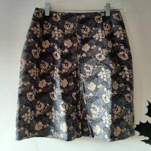 Tristan & Iseut Floral Skirt